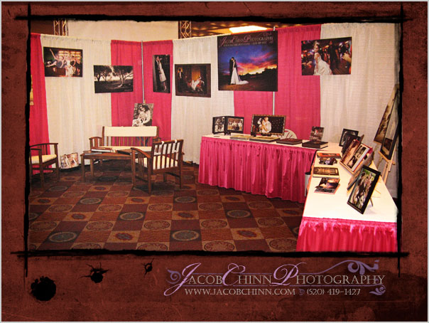 wedding expo photography booth